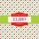 Digital Papers - Elmo (DP1822)