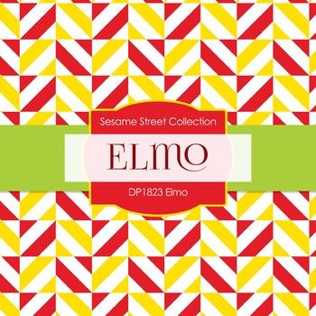 Digital Papers - Elmo (DP1823)