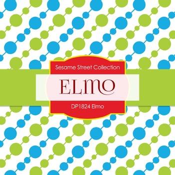 Digital Papers - Elmo (DP1824)