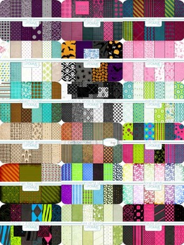 Digital Papers Endless Bundle - 500+ Digital Papers & Growing!