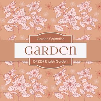 Digital Papers - English Garden (DP2239)