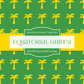 Digital Papers - Equatorial Guinea (DP6189)