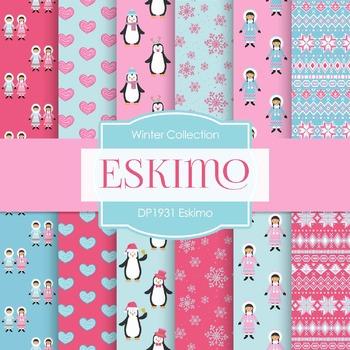 Digital Papers - Eskimo (DP1931)