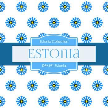 Digital Papers - Estonia (DP6191)