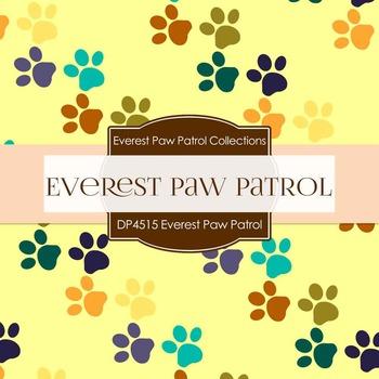 Digital Papers - Everest Paw Patrol (DP4515)