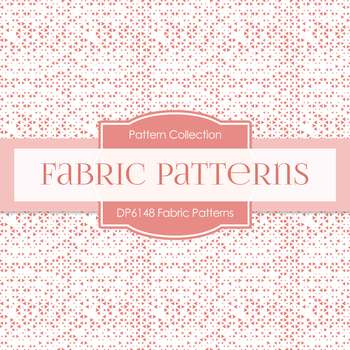 Digital Papers - Fabric Patterns (DP6148)