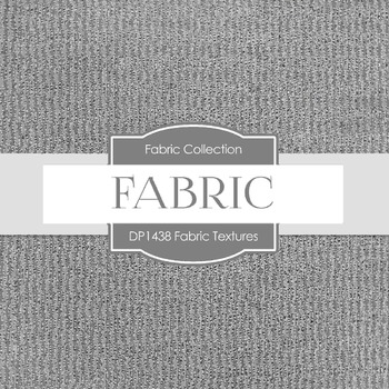 Digital Papers - Fabric Textures (DP1438)