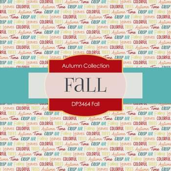 Digital Papers - Fall (DP3464)