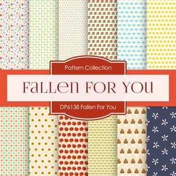 Digital Papers - Fallen For You (DP6138)