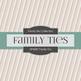 Digital Papers - Family Ties (DP6087)