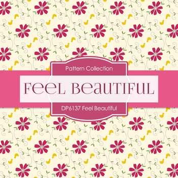 Digital Papers - Feel Beautiful (DP6137)