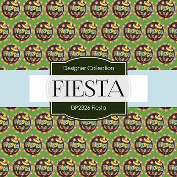 Digital Papers - Fiesta (DP2326)
