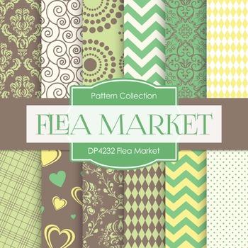 Digital Papers - Flea Market (DP4232)