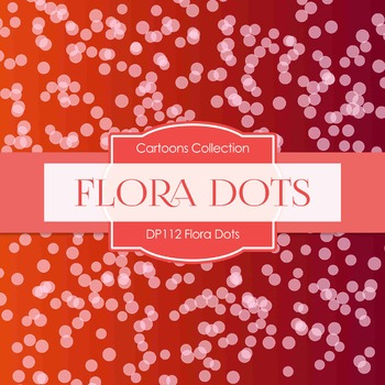 Digital Papers - Flora Dots (DP112)