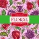 Digital Papers - Floral Patterns (DP4113)