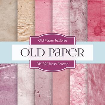 Digital Papers - Floral Tones (DP1322)