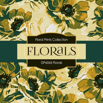 Digital Papers - Florals (DP6065)