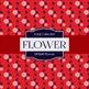 Digital Papers - Flowers (DP2049)