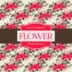 Digital Papers - Flowers (DP4237)