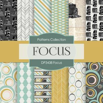 Digital Papers - Focus (DP3438)
