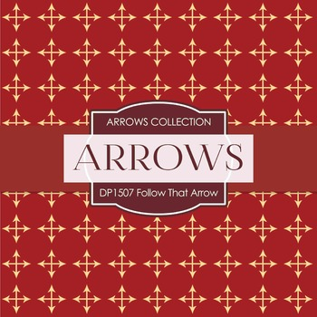Digital Papers - Follow That Arrow (DP1507)