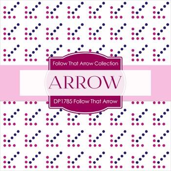 Digital Papers - Follow That Arrow (DP1785)