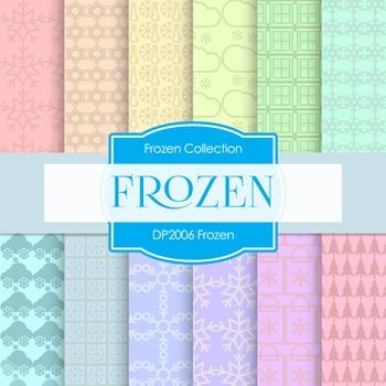 Digital Papers - Frozen (DP2006)