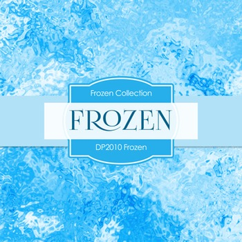 Digital Papers - Frozen (DP2010)
