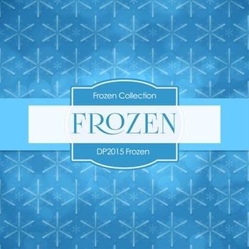 Digital Papers -  Frozen (DP2015)
