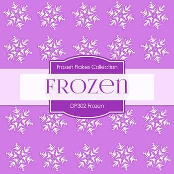 Digital Papers - Frozen (DP302)