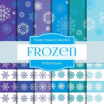Digital Papers - Frozen (DP305)