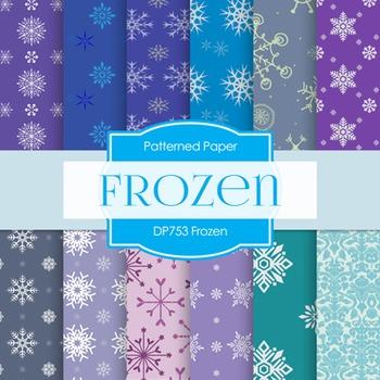Digital Papers - Frozen (DP753)