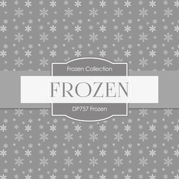 Digital Papers - Frozen (DP757)