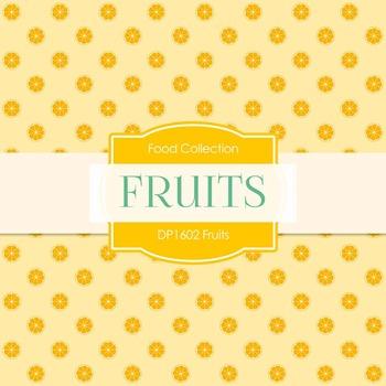 Digital Papers - Fruits (DP1602)
