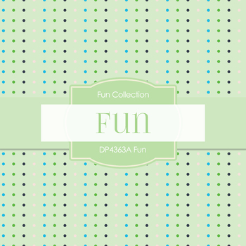 Digital Papers - Fun (DP4363A)