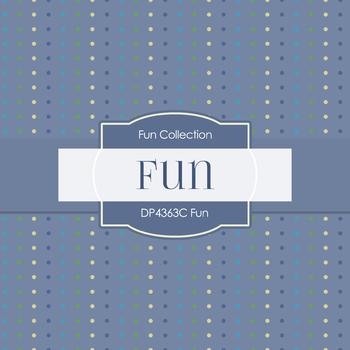 Digital Papers - Fun (DP4363C)