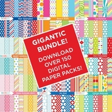 GIGANTIC PAPERS BUNDLE - Grab All My Digital Papers!