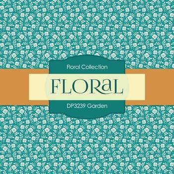 Digital Papers - Garden (DP3239)