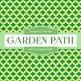 Digital Papers -  Garden Path (DP213)
