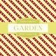 Digital Papers - Garden Trellis (DP2357)