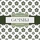 Digital Papers - Geisha (DP2187)