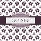 Digital Papers - Geisha (DP2188)
