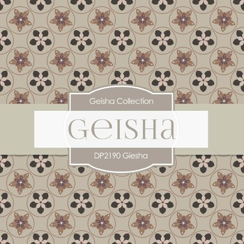 Digital Papers - Geisha (DP2190)