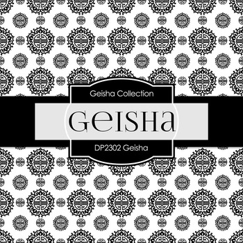 Digital Papers - Geisha (DP2302)
