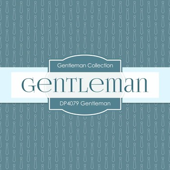 Digital Papers - Gentleman (DP4079)