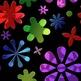 Digital Papers - Geometric Jewels