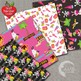 Girl Pirate Digital Papers and Backgrounds, Girl { Best Teacher Tools } AMB-1108