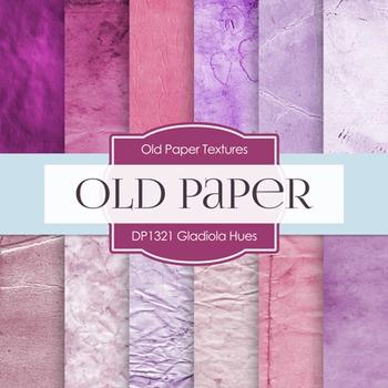 Digital Papers - Gladiola Hues (DP1321)