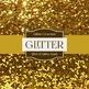 Digital Papers - Glitter Gold (DP4110)