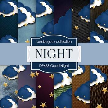Digital Papers - Good Night (DP638)